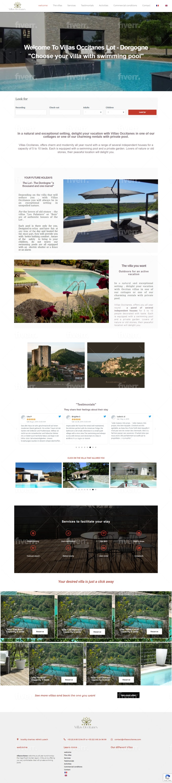 I will develop a wordpress ecommerce website online store