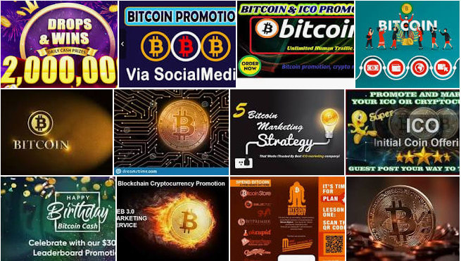 I will do promote your bitcoin,  crypto website to millions of facebook investors