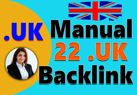 I will Create 22 backlink From uk Site DA30+ backlinks