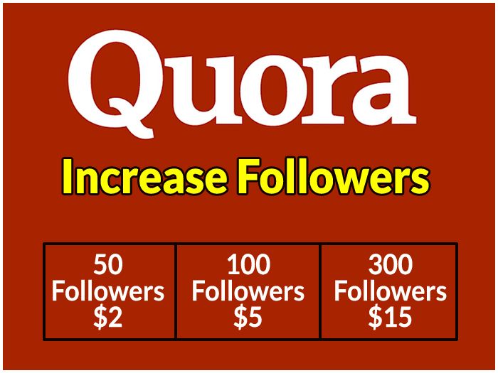 Quora promotion and marketing for lot of audiences