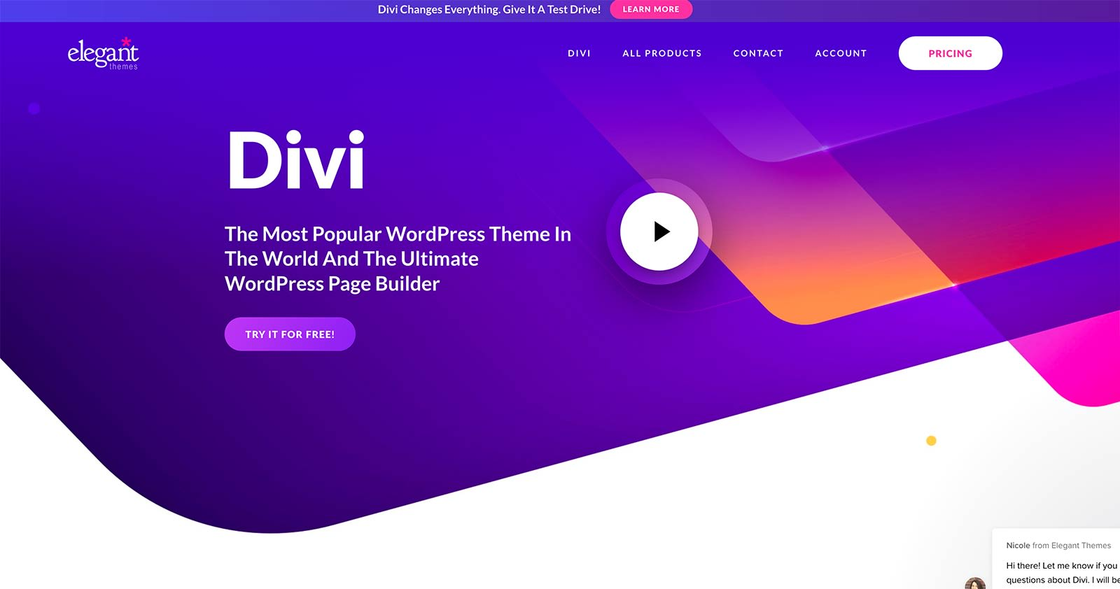 I will install premium divi WordPress theme with lifetime update with api key in 12h
