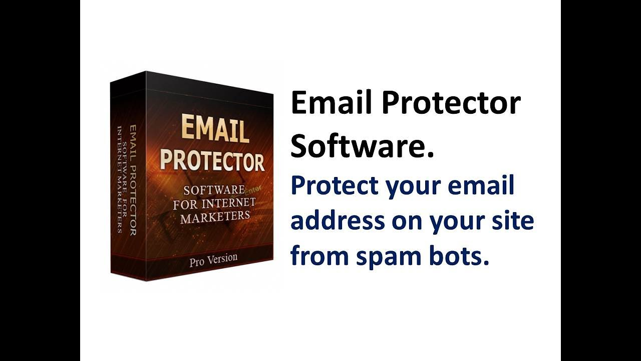 Email Protector Software This PHP script is a quick and easy way to protect your email address on