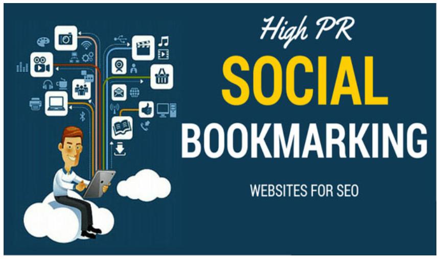 Manually Provide 30 High Quality Social Bookmarking DA 100