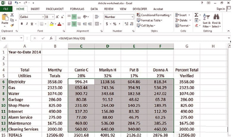 I will do data entry,  excel data entry & PDF to excel