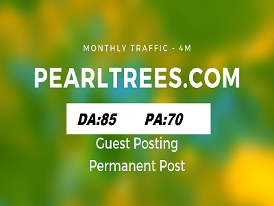 Write and Publish dofollow Guest Post On Pearltrees da 90