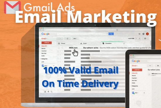 I will provide 5k Emails for Your Target Marketing