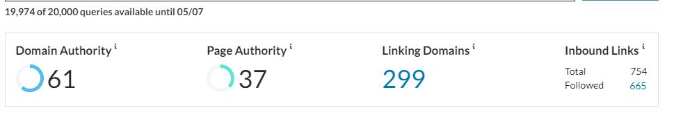 I will make DA 50 plus permanent 5 homepage backlinks for seo ranking