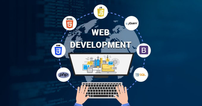 I will be your web developer in php,sql html,Css,jquery,bootstrap or javascript