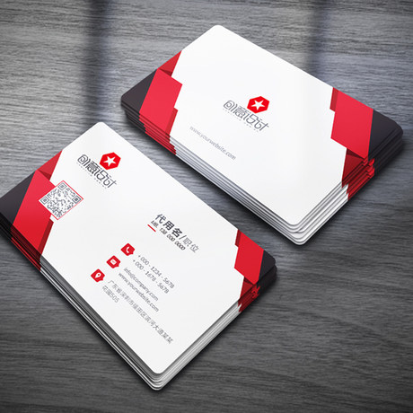 Get your business card made in