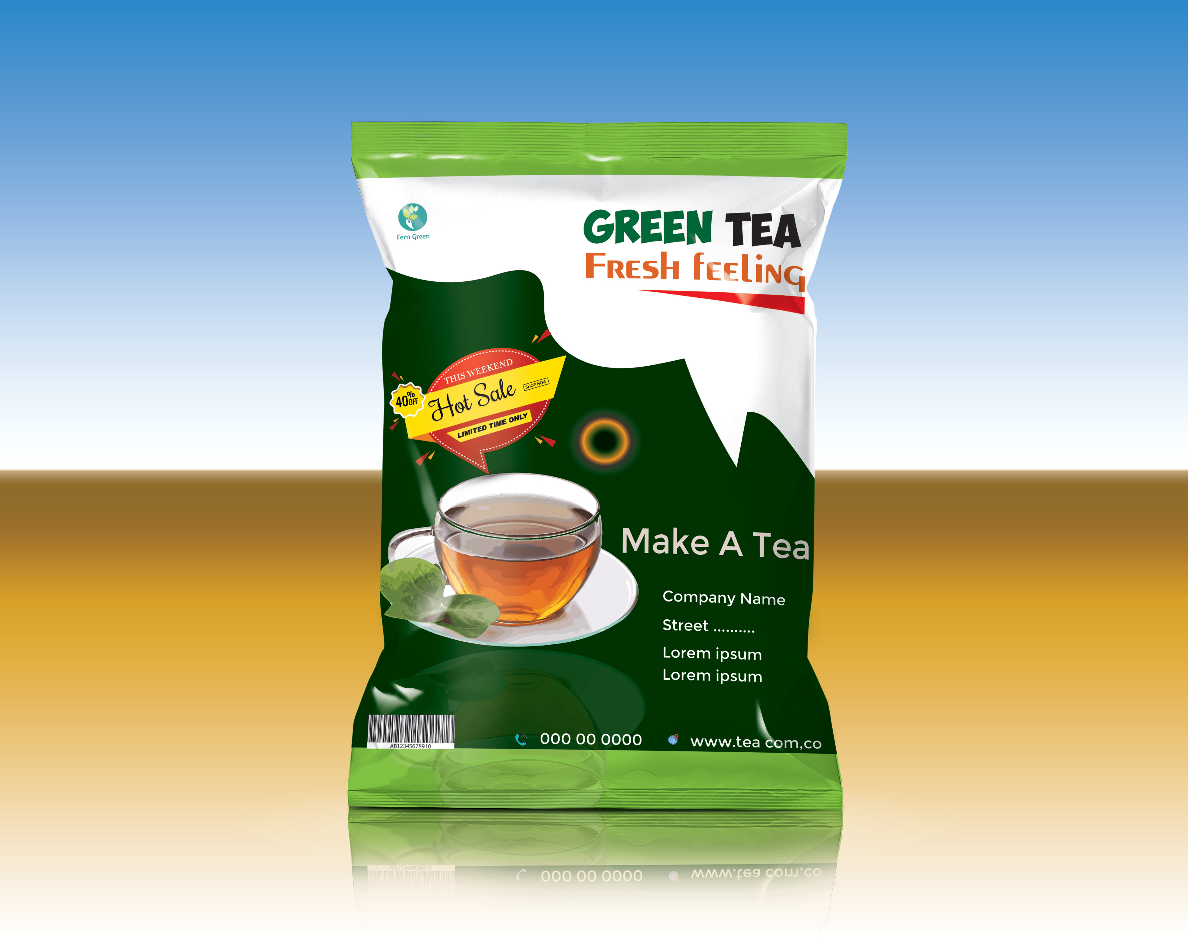I will design all types of food packaging and pouch bag