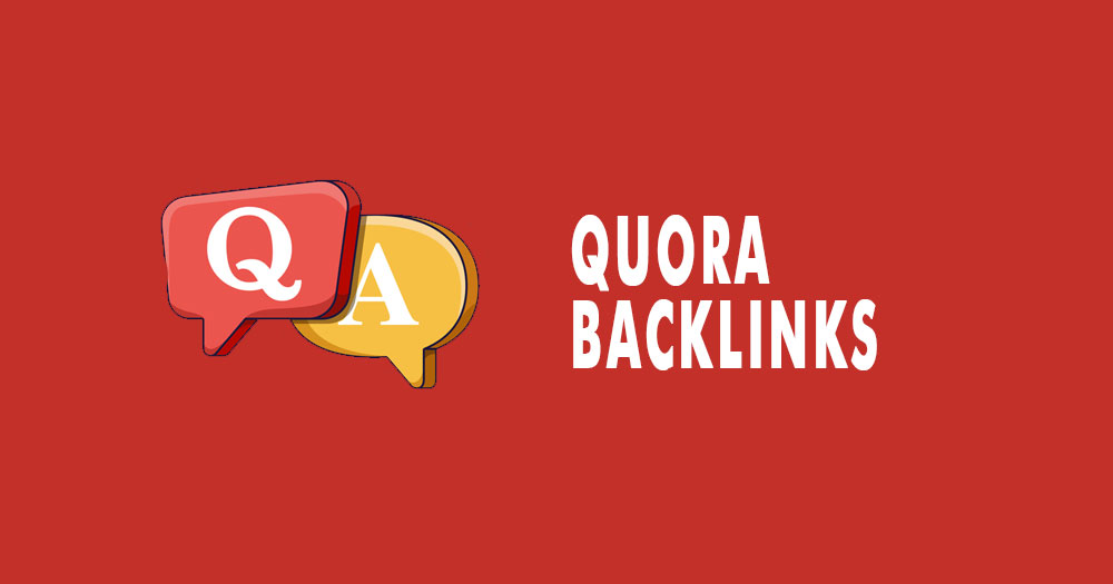 I will Provide 10 QUORA answers with Backlinks
