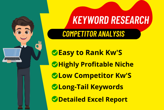 I will do perfect keyword research for your niche