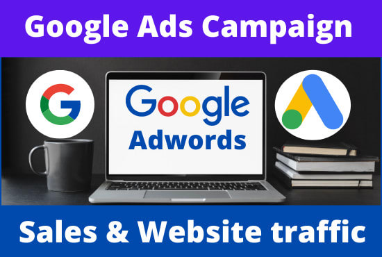 I will setup and optimize google adwords campaign for increase sales