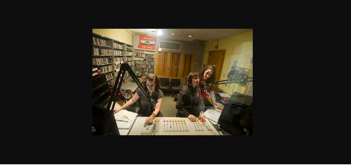 i will Music To 2500 college radio station