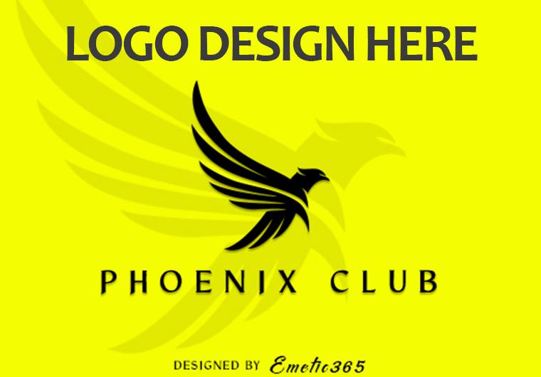 I will be your custom logo designer or makers