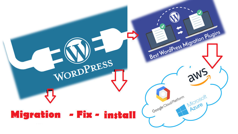 I will migration, fix,  transfer or backup on your wordpress site