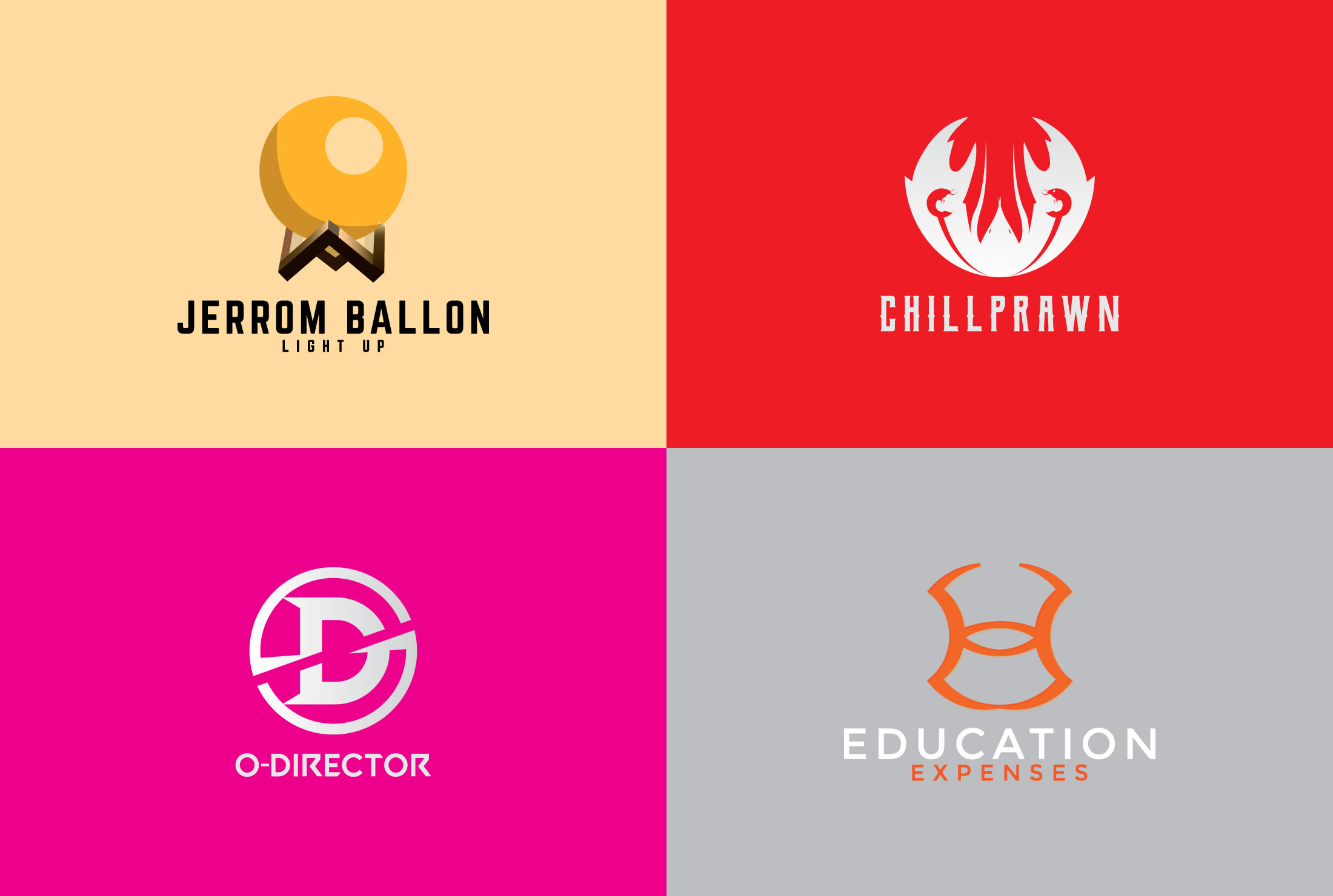 I will do unique modern and minimalist business logo design
