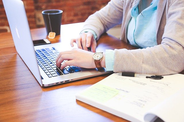 I will do data entry and typing work for you