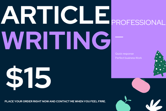 Professional Article writing Blog post fastest delivery