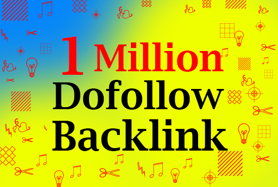 Exclusive 1million GSA backlinks only for you ranking on google