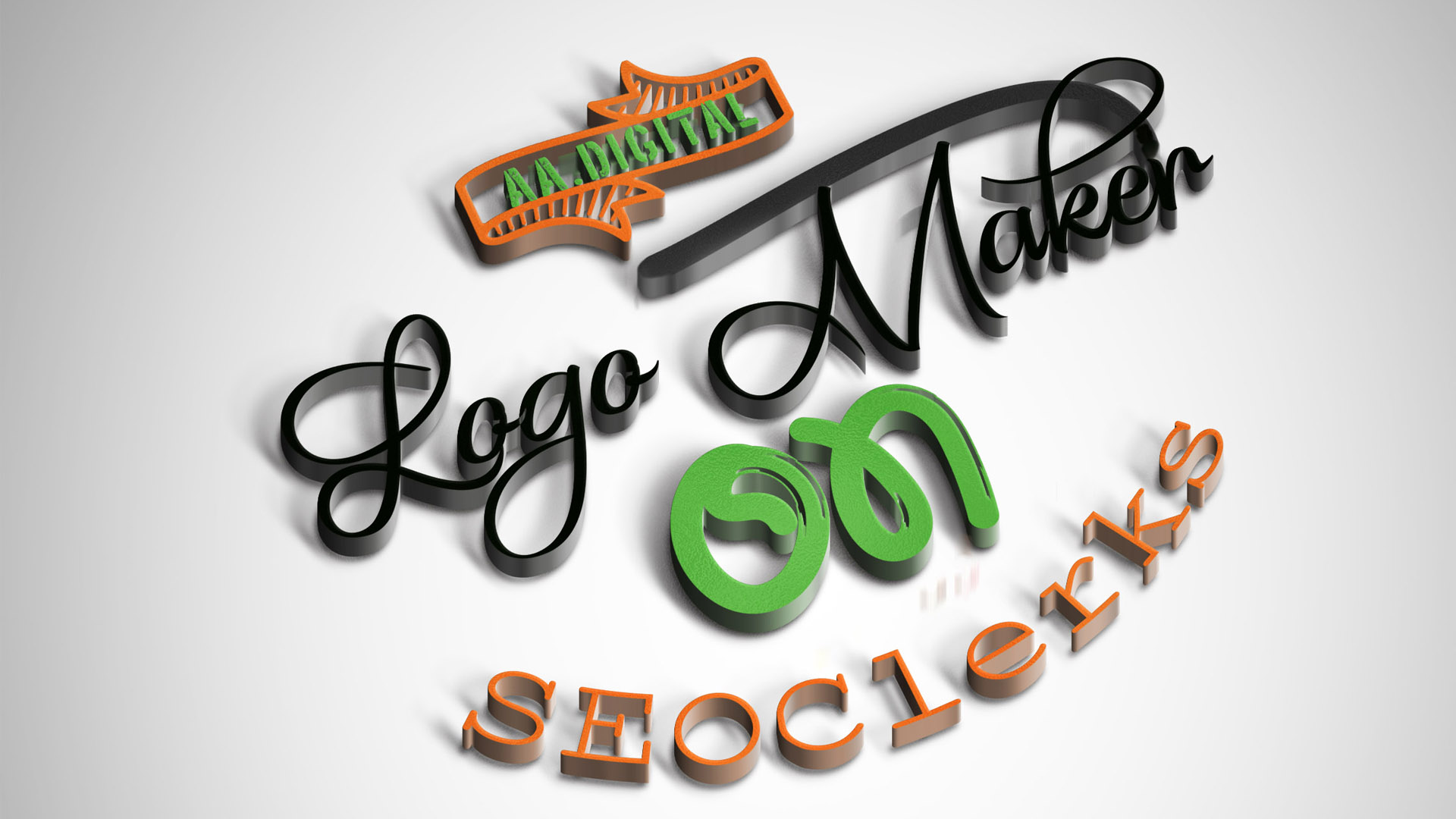 I Will Design 3D logo Business Logo Gaming logo Any Type Logo