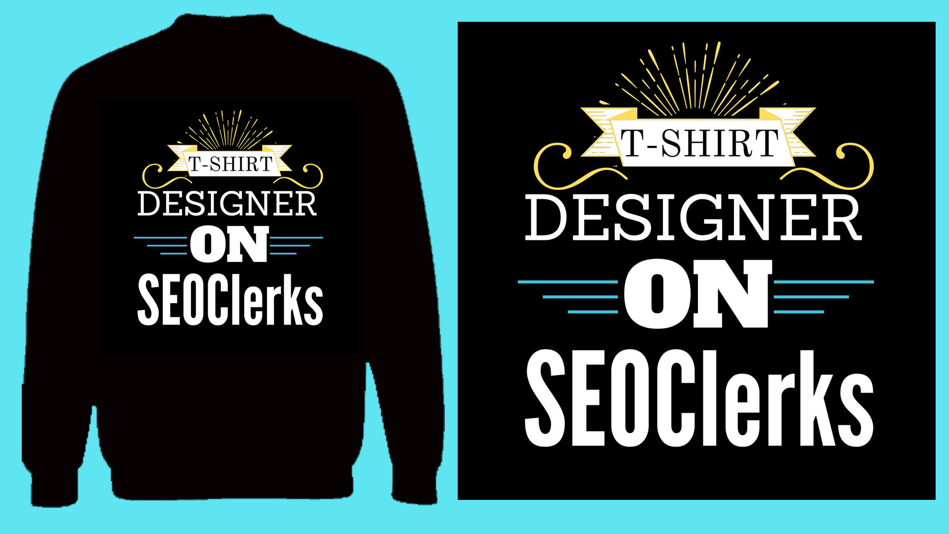 I Will Make A Professional T-Shirt Design For Your Print-On-Demand Business