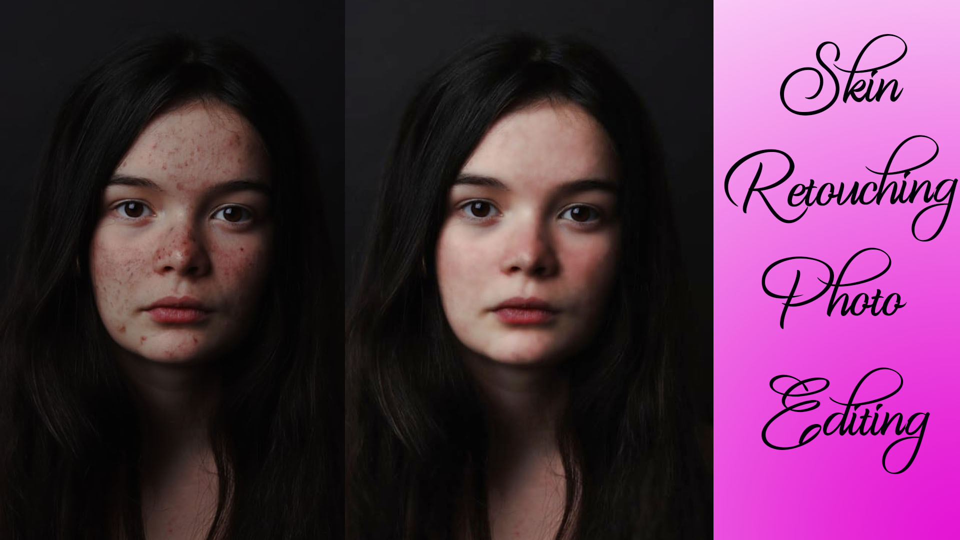 I Will Do High End Skin Retouching Photo Editing And Beauty Enhancement