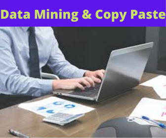 I will do professional & accurate Data Entry,Web Research,Data Collecting