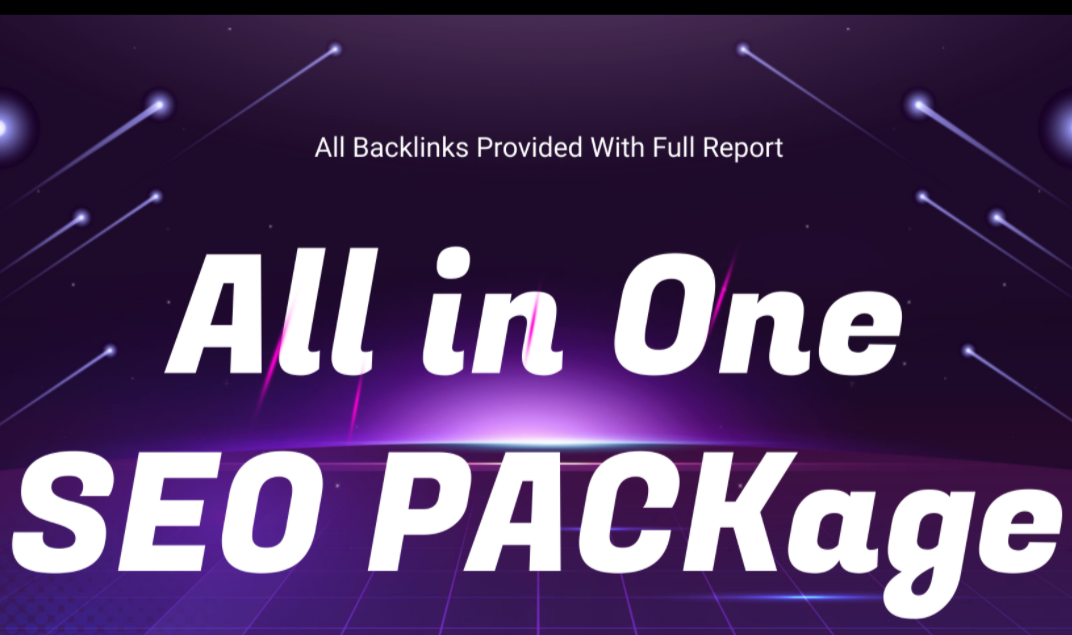All In One SEO Backlinks Bookmarks Package For Ranking Website On Google 1st Page