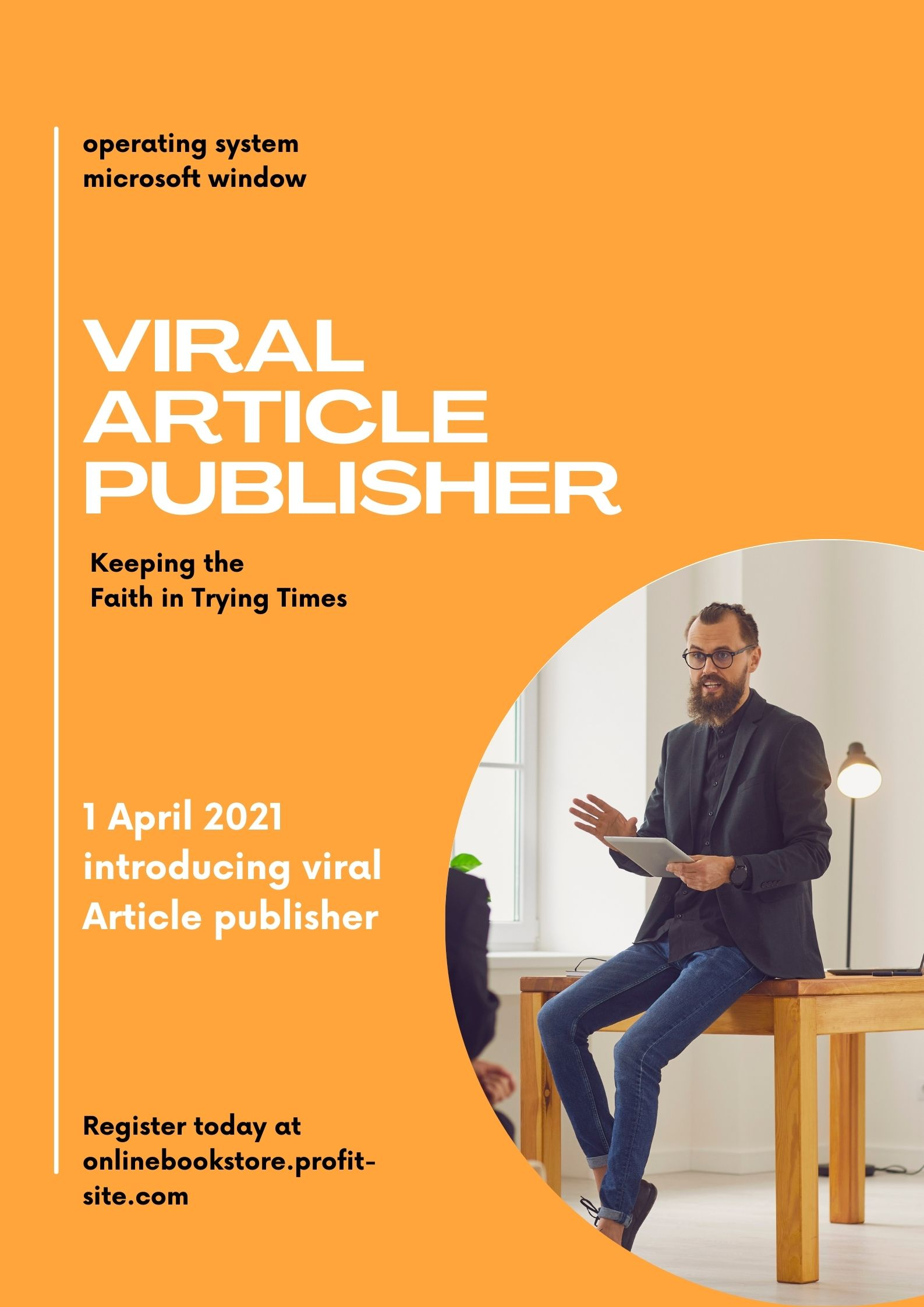 Viral Article Publishers This Software Can help you to sbmit 1 article on 500+ Website in 1 minute