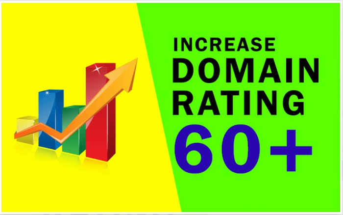 Increase DOMAIN RATING 60+ with high authority backlink within A Week