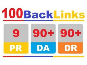 I Will Manually Create 9+ HIGH QUALITY DA 90+ Best Ranking Pr9 and DR 90+ Safe BACKLINK