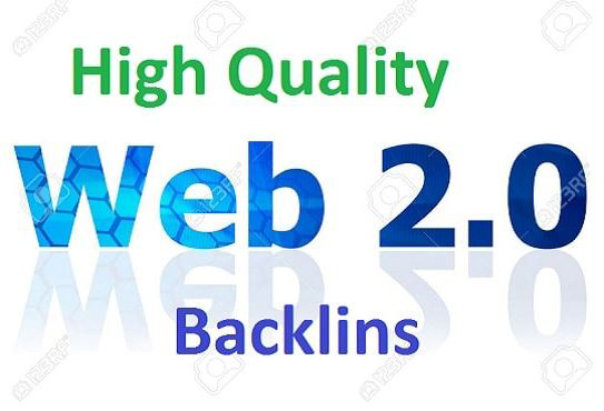 Manual create 100 Web 2.0 Blog Post Profile Backlinks in your website and google ranking