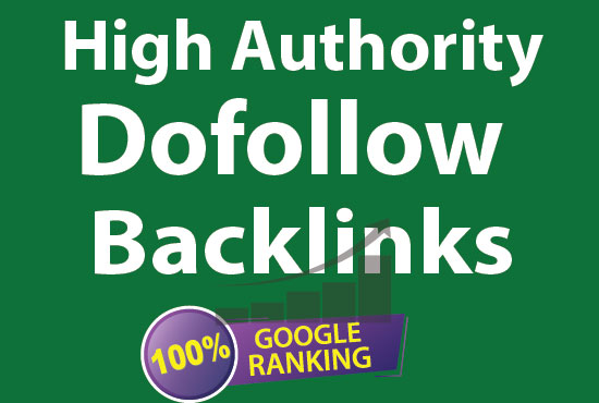 High Authority Manually Dofollow backlinks & excellence SEO service