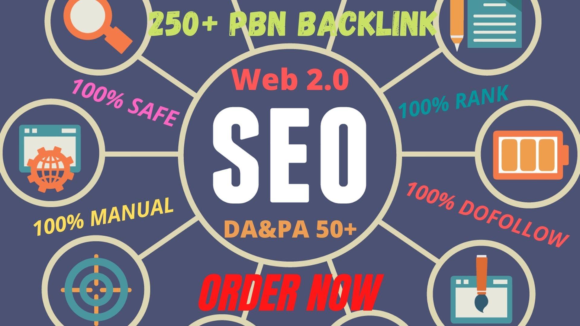 GET 250+ High PBN Backlink Rank your Google site.