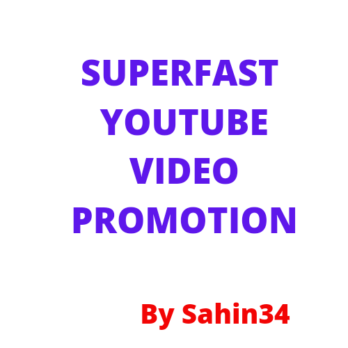 Super fast youtube video promotion instantly