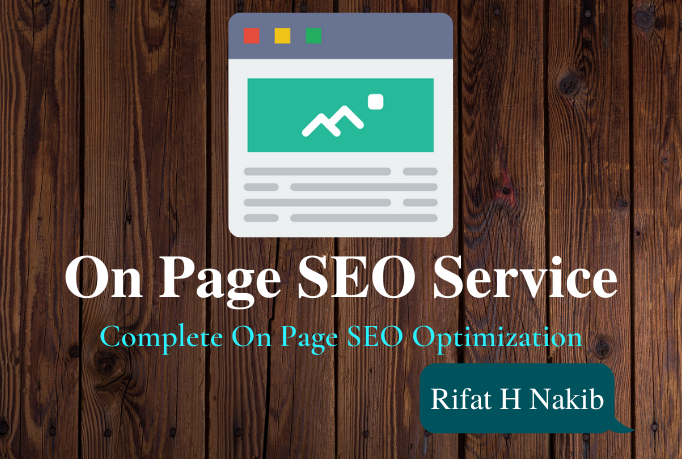 I will do best rankmath and yoast on page seo of wordpress