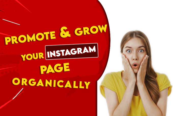 promote and grow your instagram page