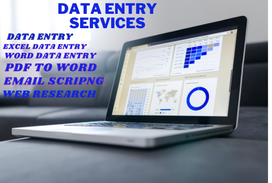I am a data entry operator and i can work perfactally