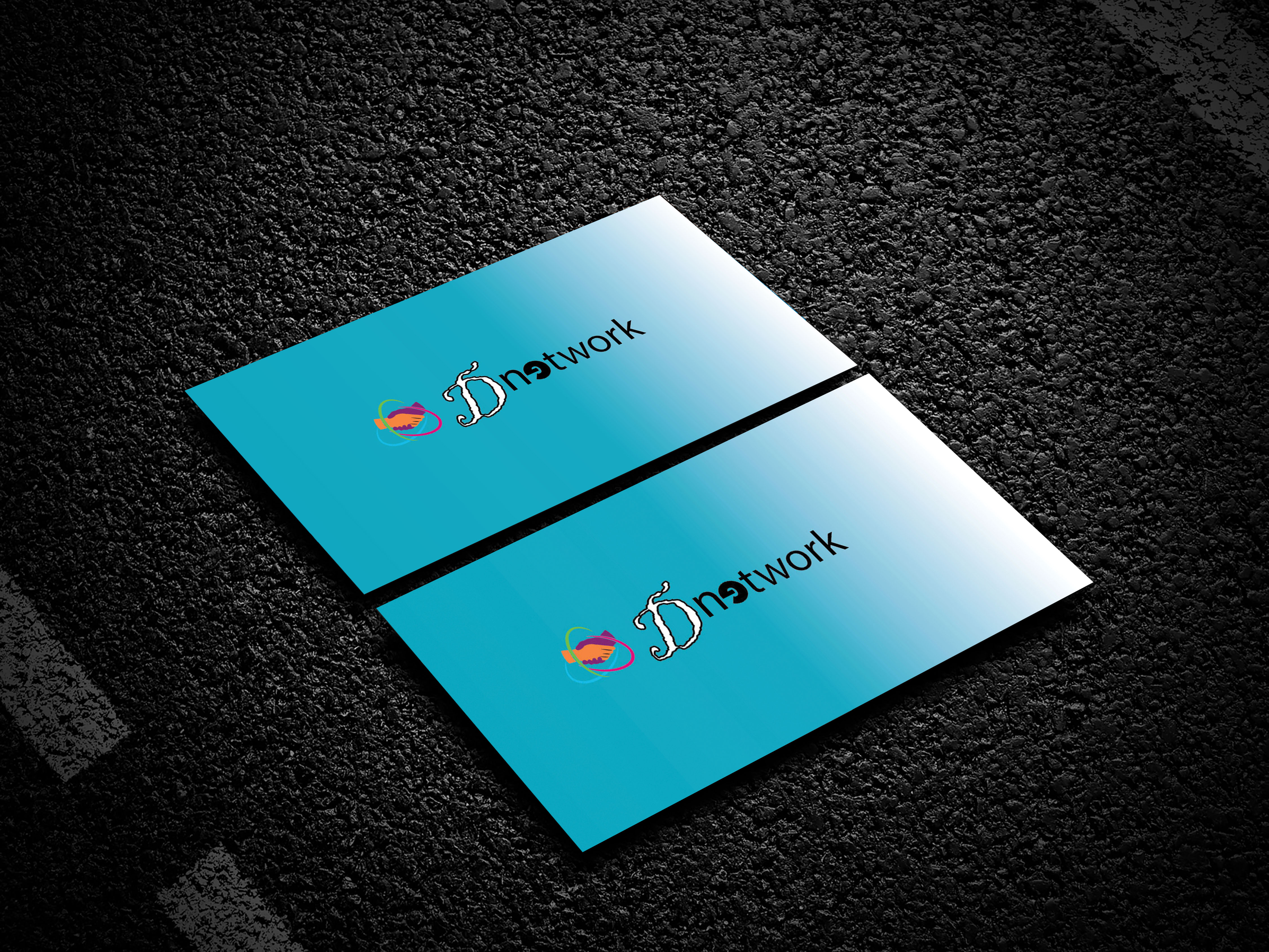 I will design unique and impressive business card within 1 day for your reported company.