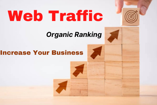 Drive and Increase Web Traffic from Social Media