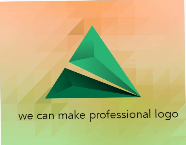 we can make Professional logo in very low price