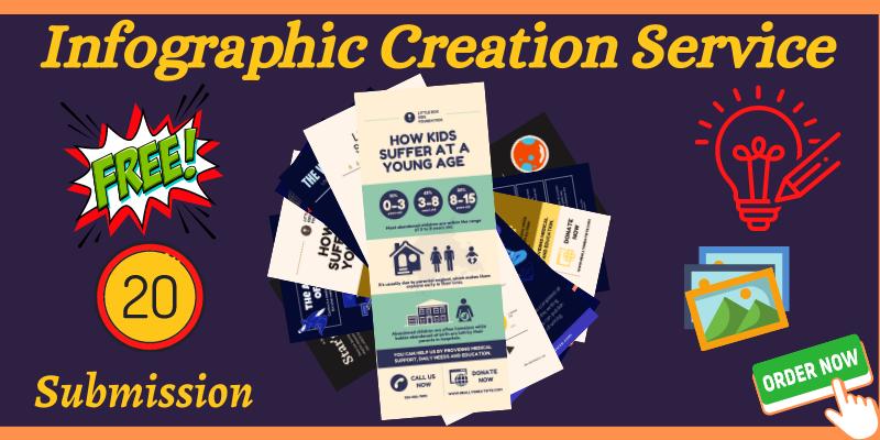 I Will Create Top Class Unique Infographic