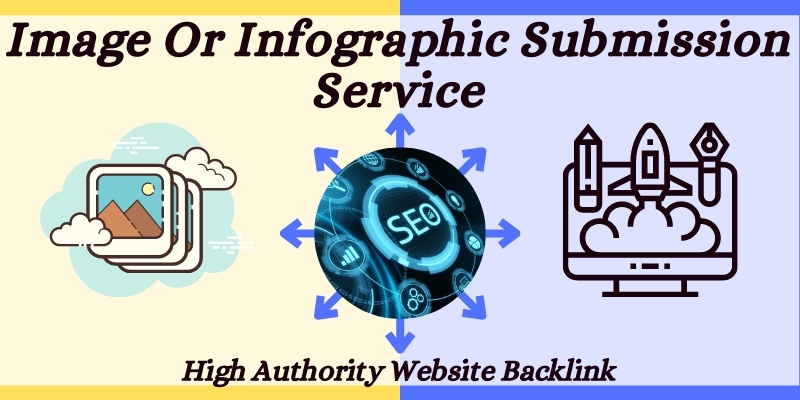 I Will Do Infographic Or Image Submission With SEO Backlinks