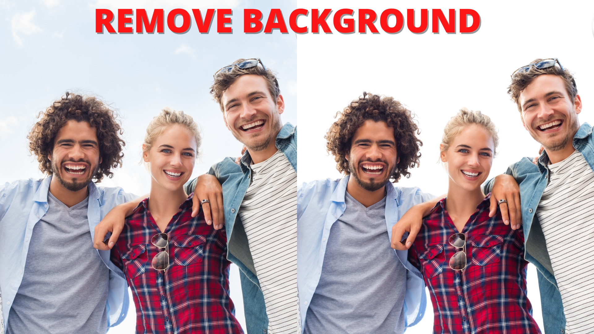 I will do fast delivery 5 photo background remove from image