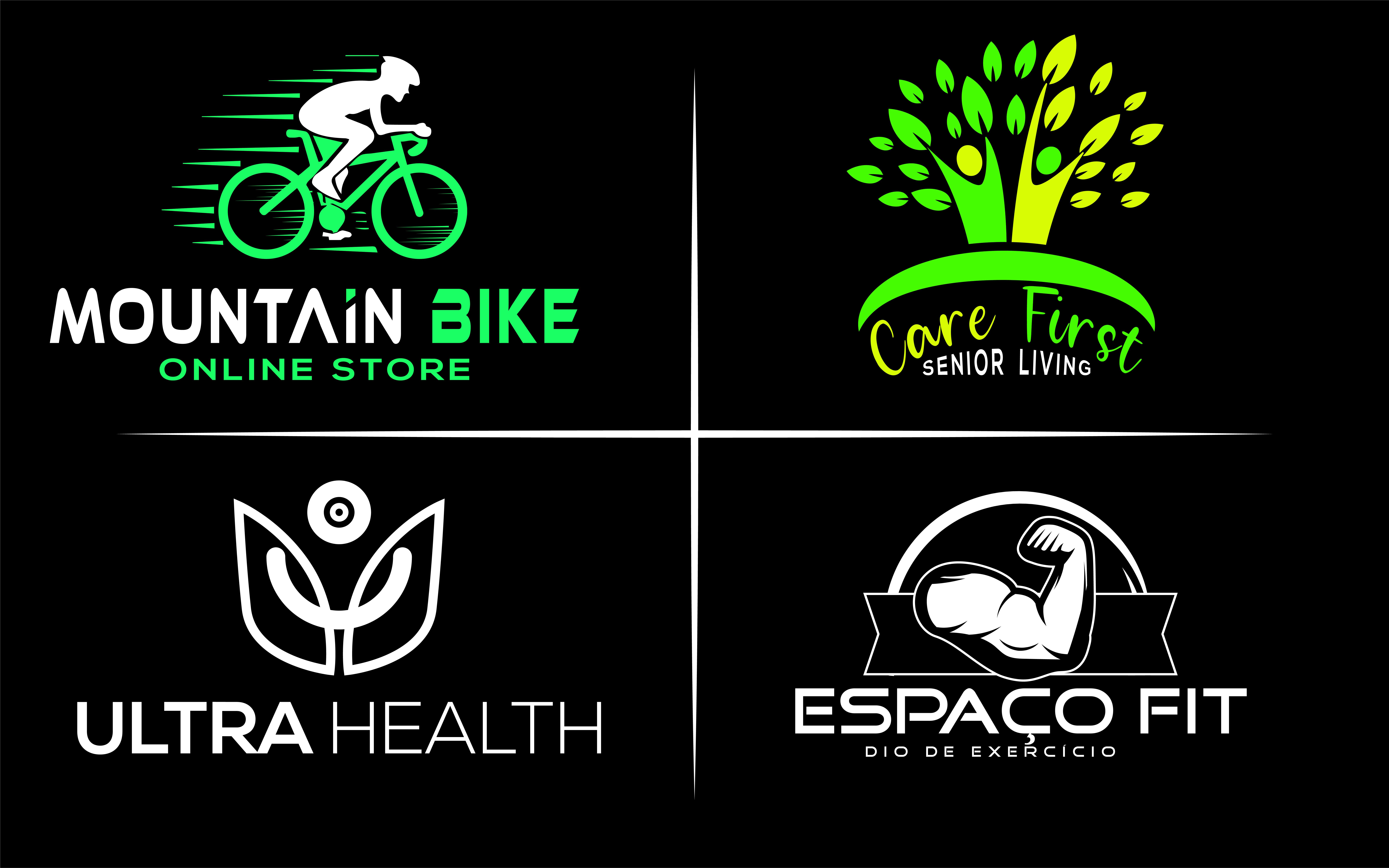 I will design creative modern minimalist business logo