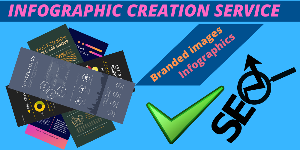 I will create infographic and image for social media