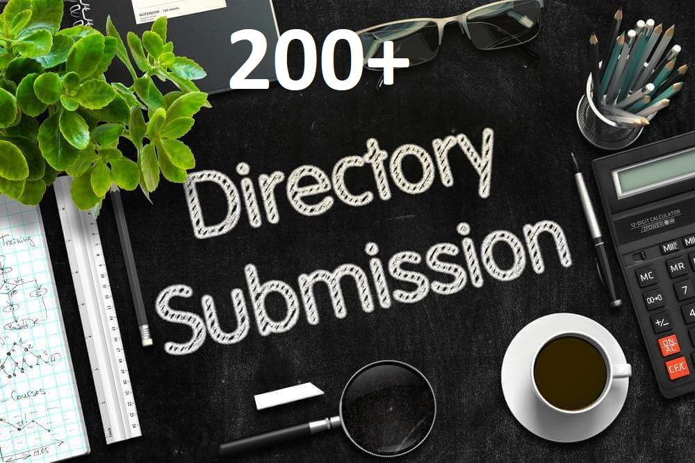 Do 200 Best Quality Directory Submission Backlinks With High DA PA TF