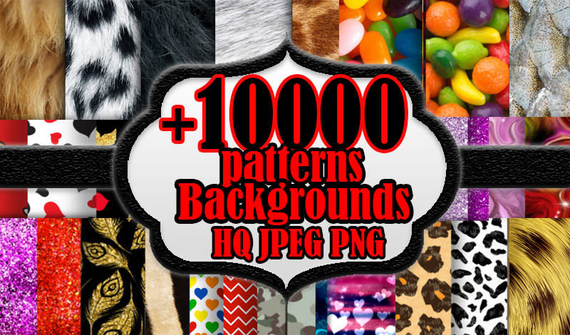 i will send more than-10k mega bundle digital paper pattern background and textures-marble