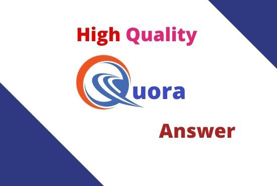 I will answer 10 Question in Quora